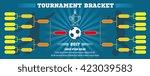 soccer banner  european... | Shutterstock .eps vector #423039583