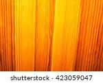 modern wood texture   Shutterstock . vector #423059047