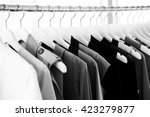 blur background of fashion... | Shutterstock . vector #423279877