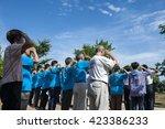 taoyuan  taiwan   july 2  2015  ... | Shutterstock . vector #423386233