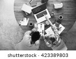 Small photo of Business People Creativity Design Studio Ideas Concept