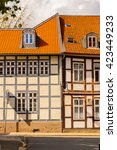old town of gorlar  lower... | Shutterstock . vector #423449233