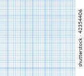 pastel raster blue stripes plaid | Shutterstock . vector #42354406