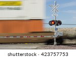 Railroad Crossing Sign Lights...
