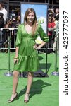 Small photo of Alyson Stoner at the Los Angeles premiere of 'Shrek 3' held at the Mann Village Theater in Westwood, USA on May 6, 2007.