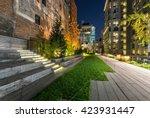 The High Line Promenade...