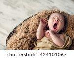 Sweet Newborn Baby Sleepy Bab...