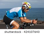 lanzarote  spain   may 21 ... | Shutterstock . vector #424107643