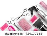 Different Barber Shop Tools...