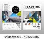 geometric vector background....   Shutterstock .eps vector #424298887