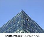 modern highrise skyscraper... | Shutterstock . vector #42434773
