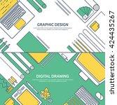 graphic web design illustration....