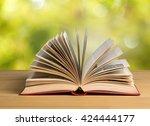 learning. | Shutterstock . vector #424444177