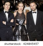 new york city  usa   may 2 ... | Shutterstock . vector #424845457
