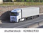 frankfurt germany may 11  truck