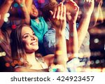 party  holidays  celebration ... | Shutterstock . vector #424923457