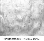 painted canvas texture  silver... | Shutterstock . vector #425171047