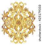 vintage element for design | Shutterstock . vector #425179333
