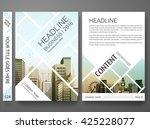 brochure template vector....
