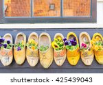 Traditional Dutch Shoes Clogs...