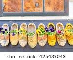 Traditional Dutch Shoes Clogs...