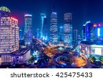 Night View Of Lujiazui.  Since...