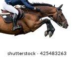 Horse Jumping  Equestrian...