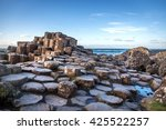 Giants Of Causeway In Northern...