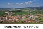Panorama View Of Spisske...