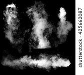 Dry Ice smoke