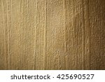 pressed into the wood grain... | Shutterstock . vector #425690527