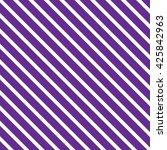 modern diagonal striped pattern   Shutterstock .eps vector #425842963