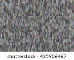 gray triangles texture | Shutterstock .eps vector #425906467