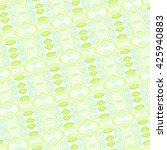 seamless repeating colorful... | Shutterstock . vector #425940883