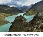 Yamdrok Tso Is One Of Tibet  S...