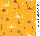 ramadan kareem vector design... | Shutterstock .eps vector #426065143