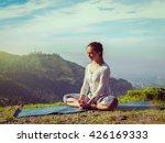 vintage retro effect hipster... | Shutterstock . vector #426169333