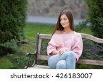 stunner girl | Shutterstock . vector #426183007