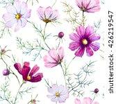Floral Pattern Kosmeya ...
