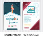 mentoring and concept... | Shutterstock .eps vector #426220063