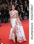 Small photo of Katya Mtsitouridze attends the Closing Ceremony of the 69th annual Cannes Film Festival at the Palais des Festivals on May 22, 2016 in Cannes, France.