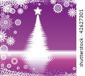 winter background | Shutterstock .eps vector #42627301