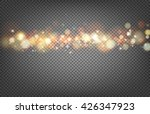 soft bokeh and lights. | Shutterstock .eps vector #426347923