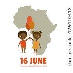 international day of the... | Shutterstock .eps vector #426410413