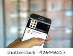 montreal  canada   may 23  2016 ... | Shutterstock . vector #426446227