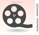 cinema retro design vector... | Shutterstock .eps vector #426464323
