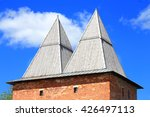 Ancient Double Headed Tower Of...