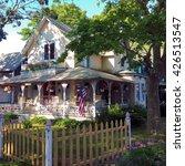oak bluffs  massachusetts  ...   Shutterstock . vector #426513547