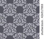 vector seamless floral pattern...   Shutterstock .eps vector #426517003