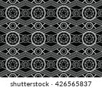 abstract geometric patterns | Shutterstock .eps vector #426565837